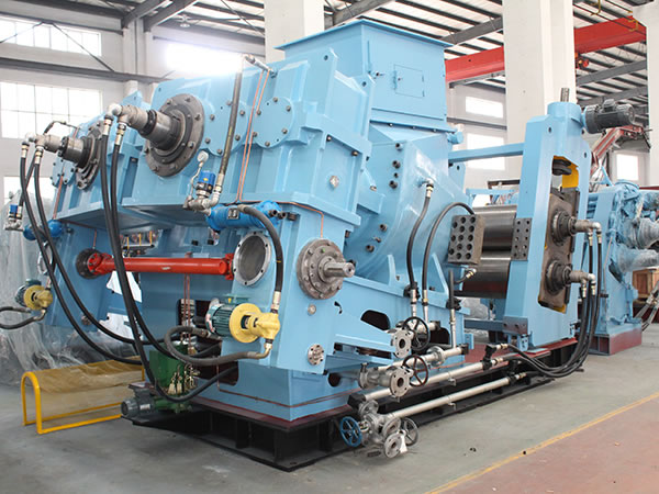 Double Screw Extruding Sheeter